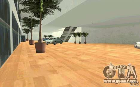 Ukravto Corporation para GTA San Andreas quinta pantalla
