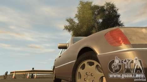 Mersedes-Benz 500SE Wheels 2 para GTA 4 vista hacia atrás