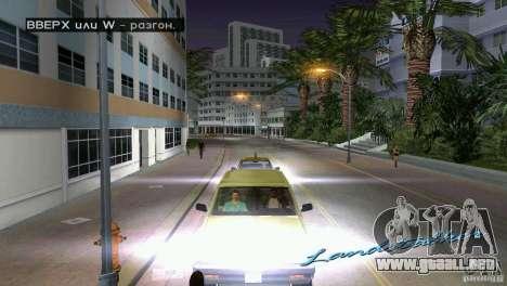 Pasajeros de montar a caballo para GTA Vice City tercera pantalla
