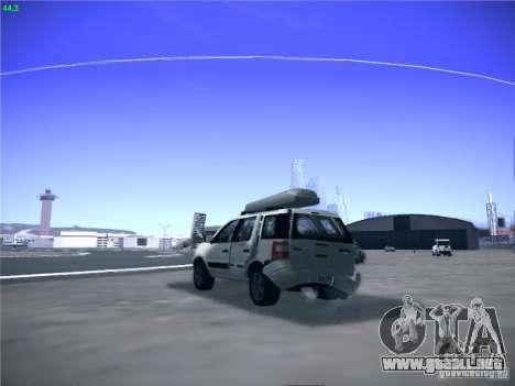 Ford EcoSport 2008 para la visión correcta GTA San Andreas