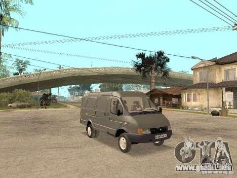 Gacela 2705 en 1994. para GTA San Andreas