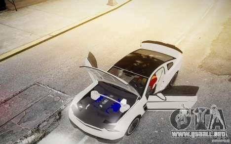 Ford Mustang 2012 Boss 302 v1.0 para GTA 4 visión correcta
