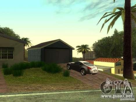 Coches caros en la exclusiva zona de Los Santos para GTA San Andreas tercera pantalla