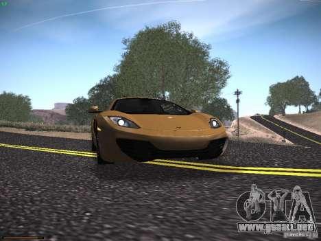 LiberrtySun Graphics ENB v2.0 para GTA San Andreas segunda pantalla