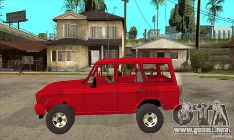 ARO 244 para GTA San Andreas left