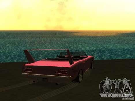GFX Mod para GTA San Andreas undécima de pantalla