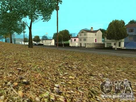 HQ playas v2.0 para GTA San Andreas sucesivamente de pantalla