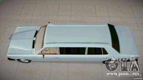 Rolls-Royce Silver Spirit 1990 Limo para la visión correcta GTA San Andreas