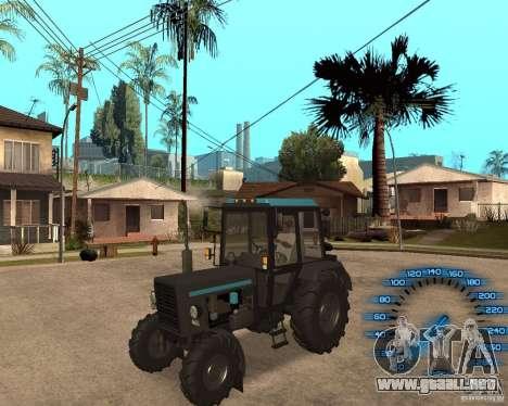Tractor MTZ-80 para GTA San Andreas
