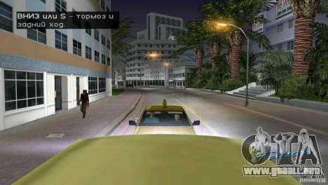 Pasajeros de montar a caballo para GTA Vice City sucesivamente de pantalla