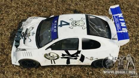 Colin McRae KING Rallycross para GTA 4 visión correcta