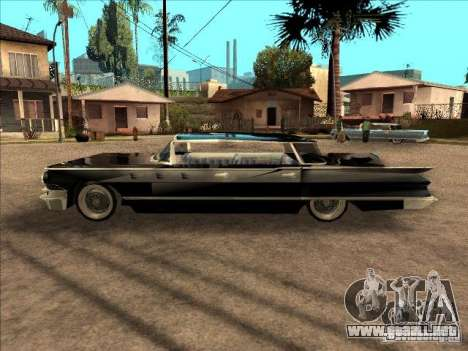 Buick Santiago para GTA San Andreas left