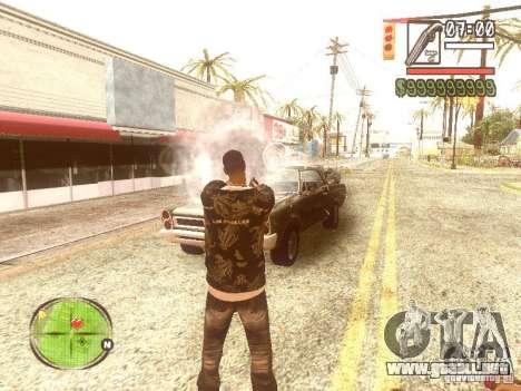 Wild Wild West para GTA San Andreas séptima pantalla