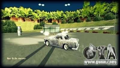 Anillo de Roskilde para GTA San Andreas tercera pantalla