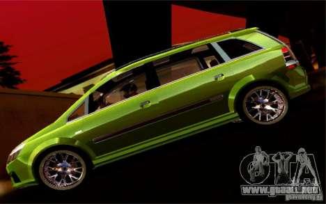 G1 MPV para la vista superior GTA San Andreas