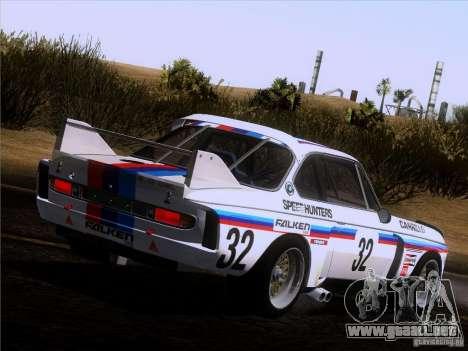 BMW CSL GR4 para GTA San Andreas left