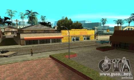 Grove Street 2013 v1 para GTA San Andreas twelth pantalla