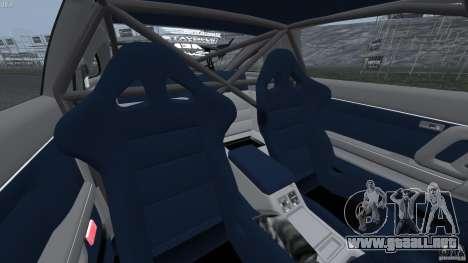 Toyota Supra 3.0 Turbo MK3 1992 v1.0 para GTA 4 vista interior