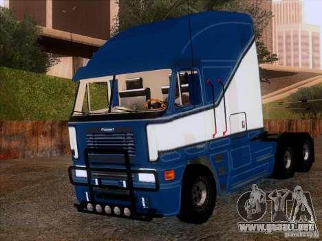 Freightliner Argosy Skin 1 para GTA San Andreas left