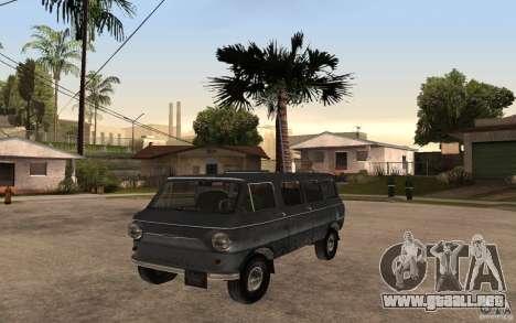 ZAZ 970 para GTA San Andreas left