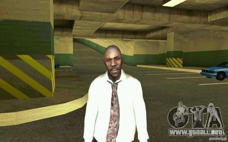 Civil HD para GTA San Andreas