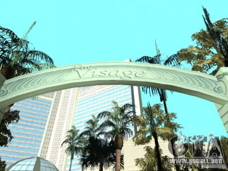 Nuevas texturas para casino piratas en Mens para GTA San Andreas sucesivamente de pantalla