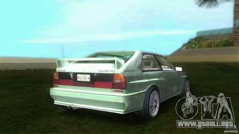 Audi Quattro para GTA Vice City vista lateral izquierdo