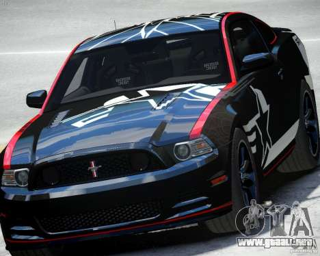 Ford Mustang Boss 302 para GTA 4