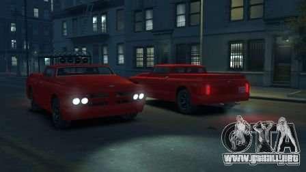 Slamvan para GTA 4 visión correcta