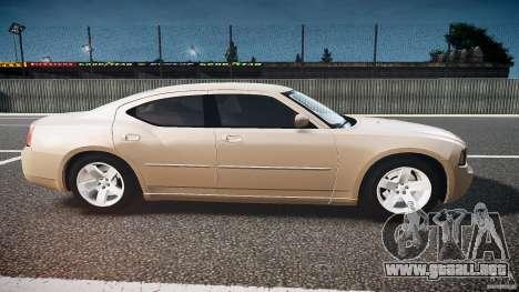 Dodge Charger RT Hemi 2007 Wh 1 para GTA 4 vista interior