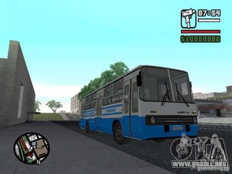 Ikarus 260 seguridad para GTA San Andreas