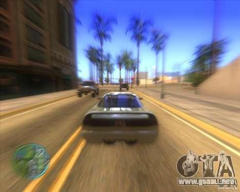 ENB Summer Version para GTA San Andreas tercera pantalla