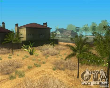 Project Oblivion 2010 HQ SA:MP Edition para GTA San Andreas sucesivamente de pantalla