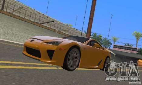 ENBSeries by dyu6 Low Edition para GTA San Andreas octavo de pantalla