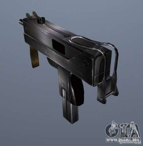 CS Guns Beta 1B para GTA San Andreas quinta pantalla