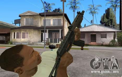 SR3M para GTA San Andreas sucesivamente de pantalla