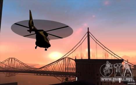Nuevas pantallas de carga para GTA San Andreas octavo de pantalla