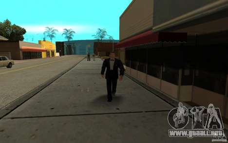 Agente 007 para GTA San Andreas séptima pantalla