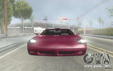 New Alpha para GTA San Andreas left