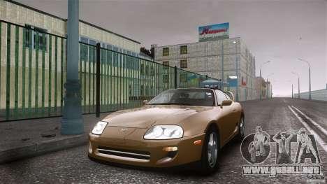 PhotoRealistic ENB para GTA 4 octavo de pantalla