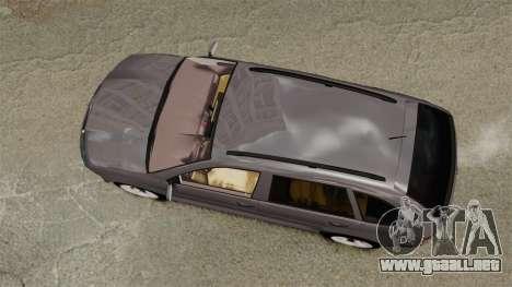 Skoda Fabia Combi para GTA 4 visión correcta