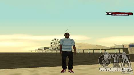 New Latinos para GTA San Andreas quinta pantalla