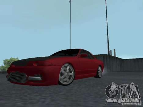 Nissan Skyline R32 Classic Drift para GTA San Andreas left