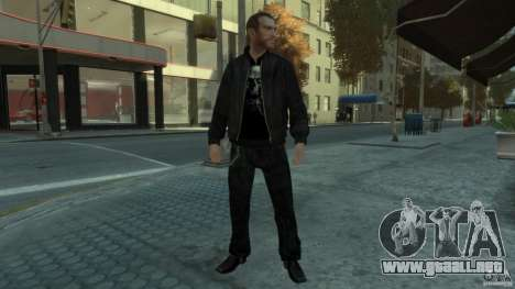 Metal Clothes Pack para GTA 4