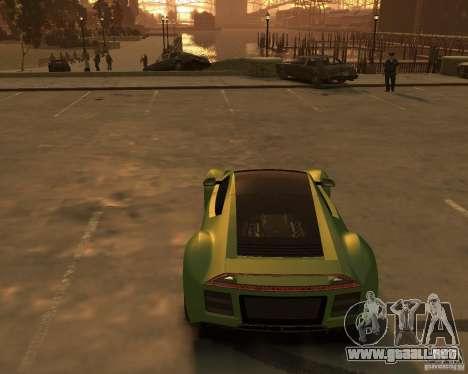 2010 Saleen S5S Raptor para GTA 4 visión correcta
