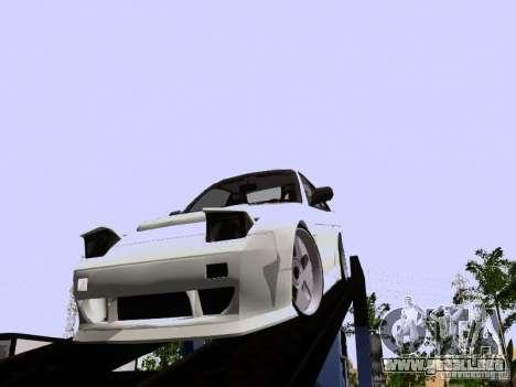 Nissan 240SX (S13) para GTA San Andreas left
