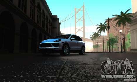 ENBSeries by dyu6 v4.0 para GTA San Andreas
