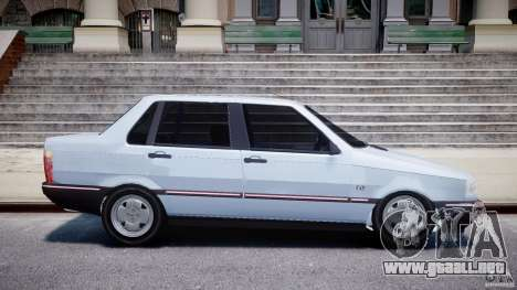 Fiat Duna 1.6 SCL [Beta] para GTA 4 vista interior