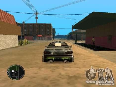 Fantasma vynyl para Elegy para la visión correcta GTA San Andreas