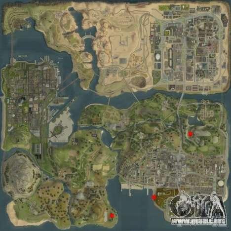 Dinosaurs Attack mod para GTA San Andreas undécima de pantalla